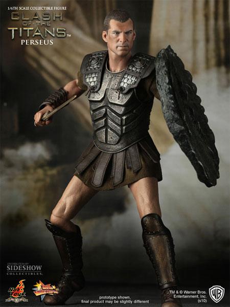 Figurine de Persée par Hot Toys (Choc des Titans de Louis Leterrier)