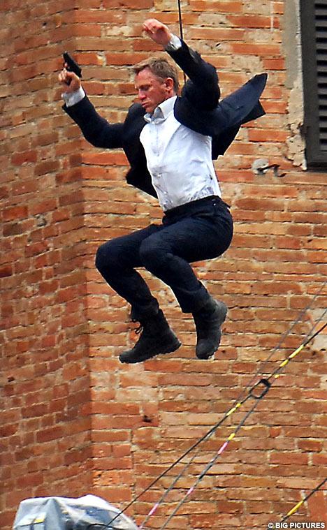 Photo de Daniel Craig (James Bond)