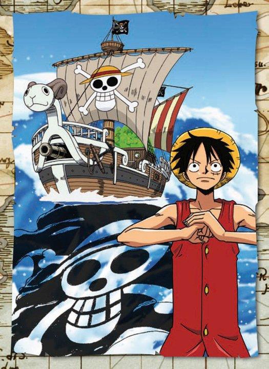 Agenda Kaze One Piece 2010 / 2011