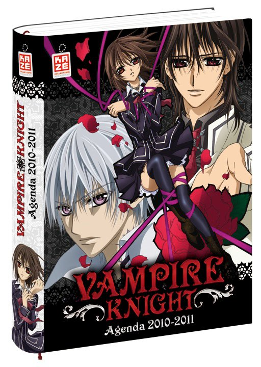 Agenda Kaze Vampire Knight 2010 / 2011