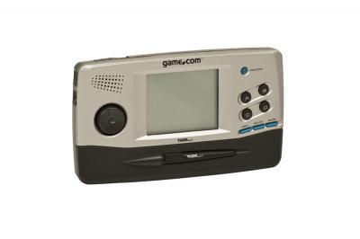 Console Game.COM (Musée du jeu vidéo)
