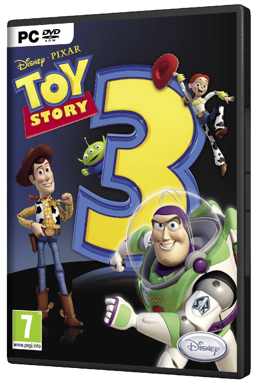 Toy Story 3 Jeu vidéo