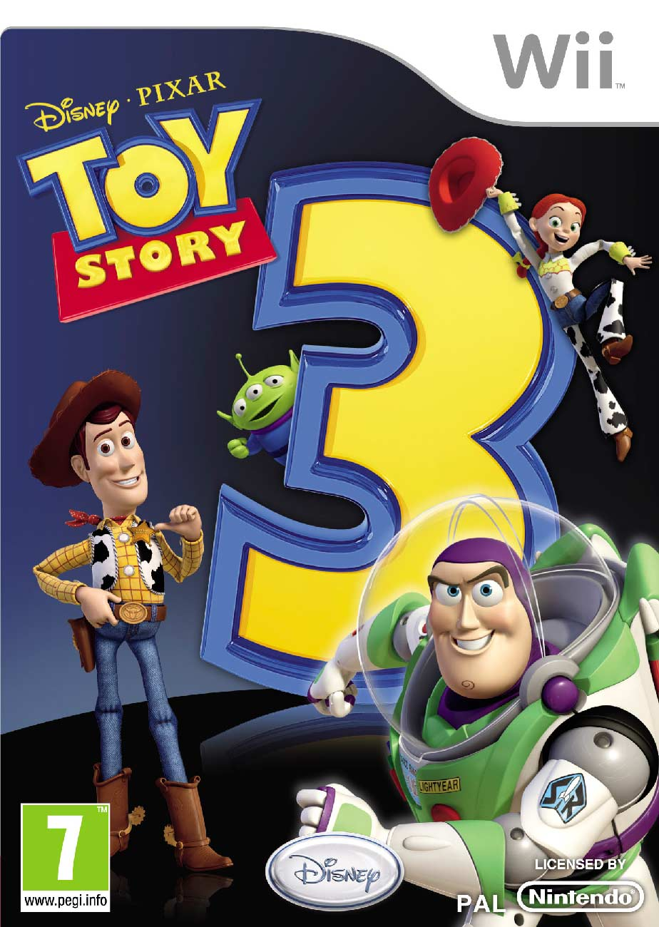 Jeu vidéo Toy Story 3 : Wii