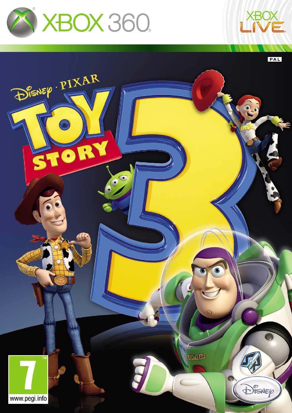 Jeu vidéo Toy Story 3 : X Box 360