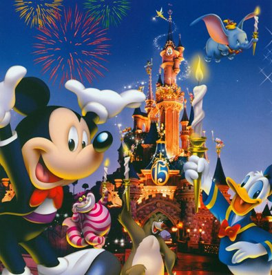 Univers de Disney