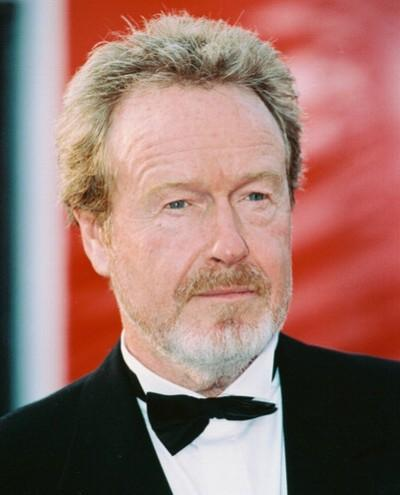 Photo de Ridley Scott (DR)