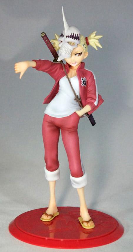 Bleach - Hiyori la Wizard (figurine Alpha X Omega)