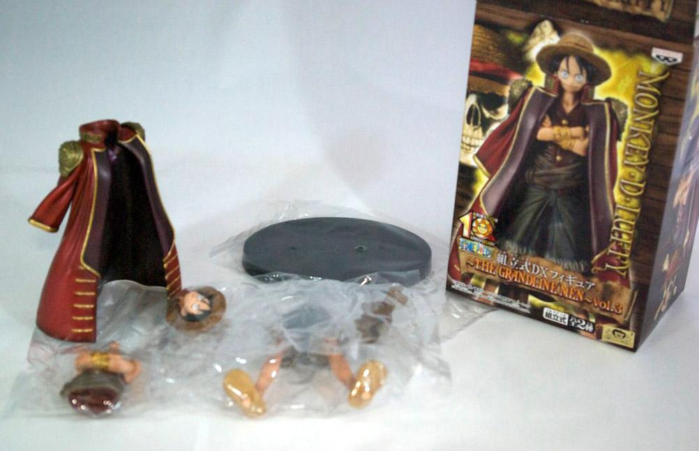 La boîte peut-être réutilisé si on démonte la figurine