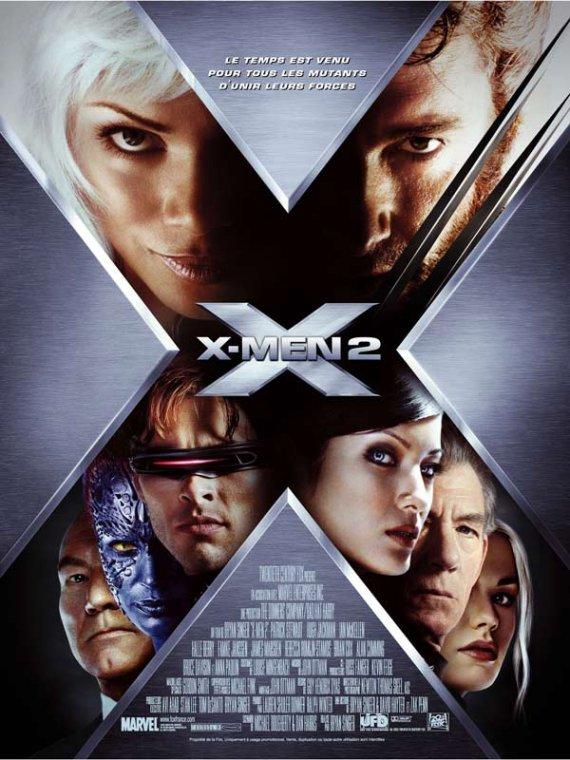 Affiche X Men 2