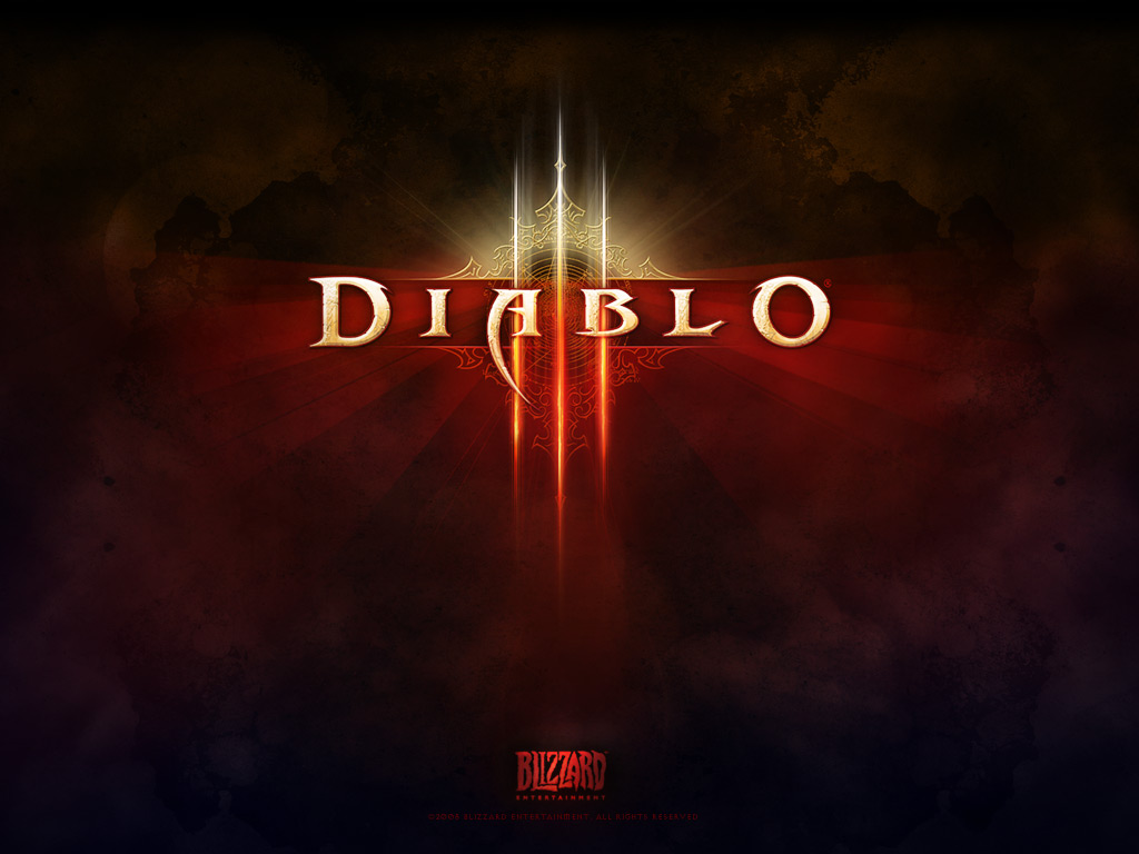 Wallpaper Diablo 3