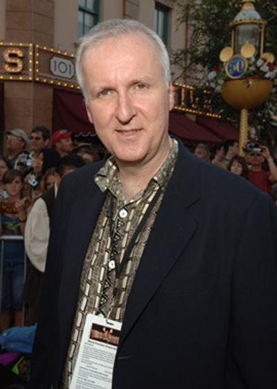 Photo de James Cameron