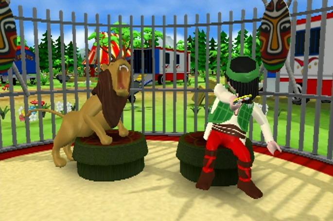 Image du jeu Wii Playmobil Circus