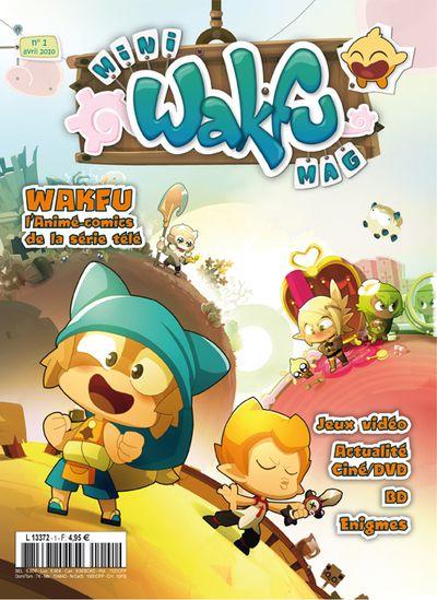 Couverture de Mini Wakfu Mag N1