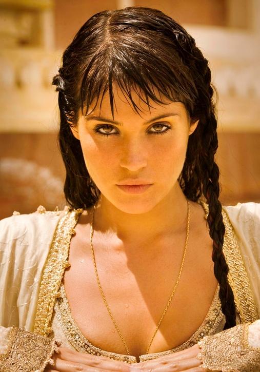 Gemma Arterton en tant que princesse Tamnia (Prince of Persia)