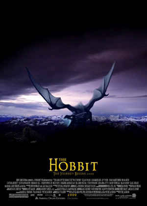The Hobbit (Affiche Teaser)