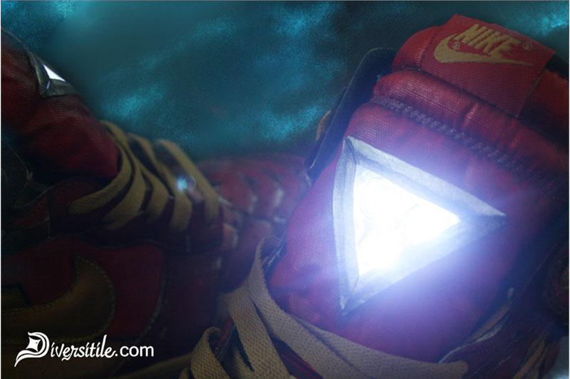Chaussure Nike Iron Man 2