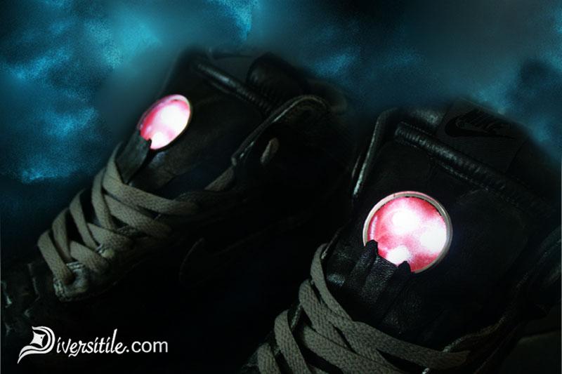Chaussure Nike Iron Man / War Machine