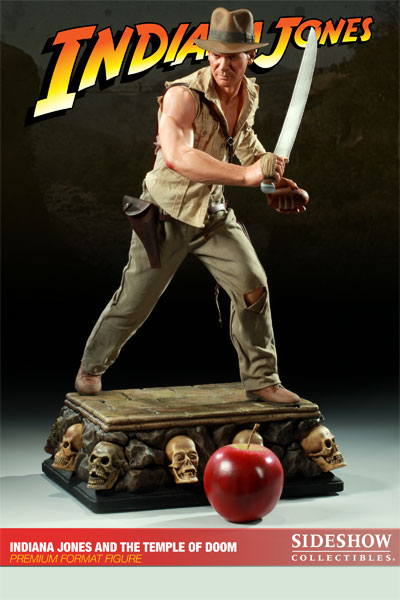 Figurine Indiana Jones (Sidehow Collectibles)