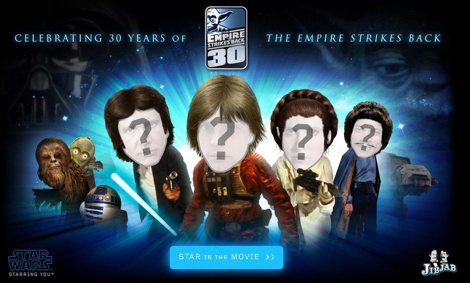 Jouez dans Star Wars