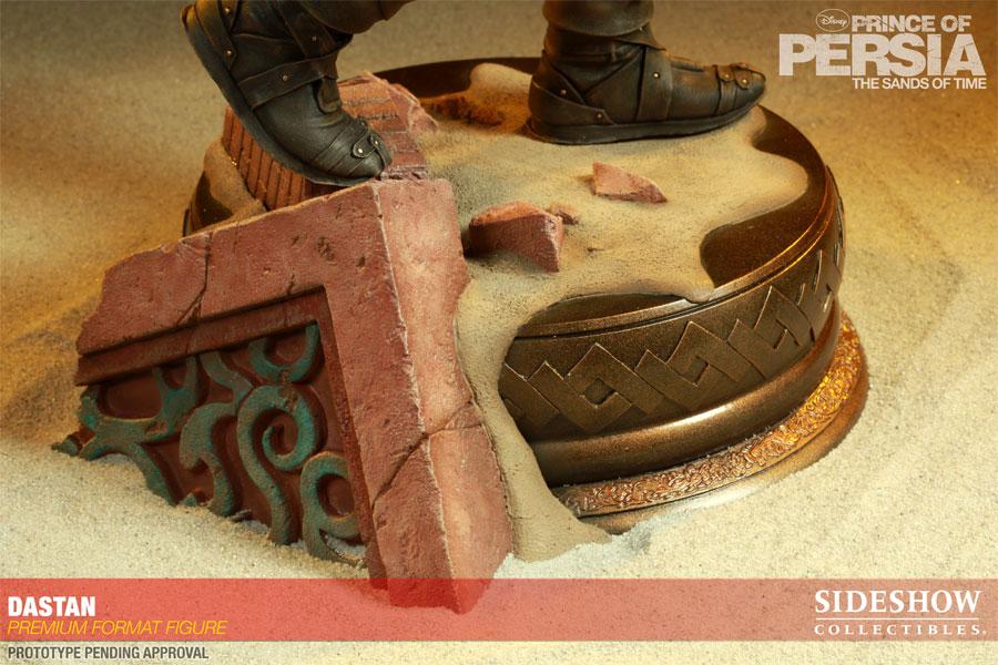 Prince of Persia : figurine du prince Dastan
