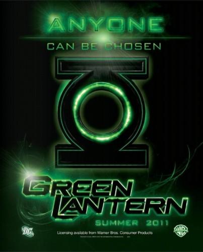 Teaser du film Green Lantern