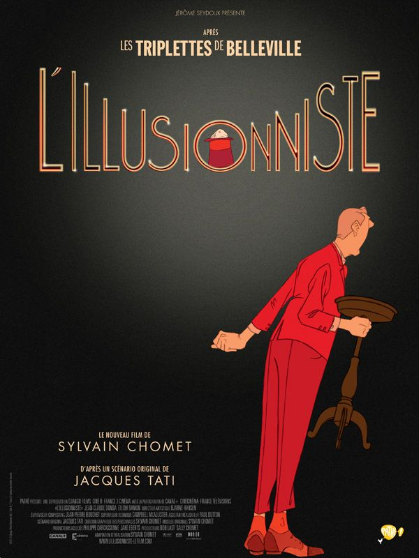Affiche du film Illusioniste