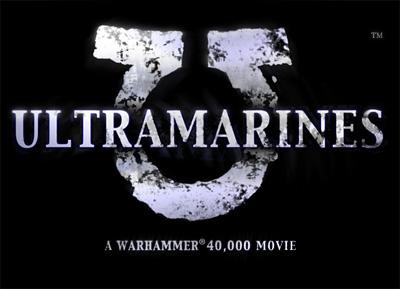 Logo du film Warhammer 40000 Ultramarines