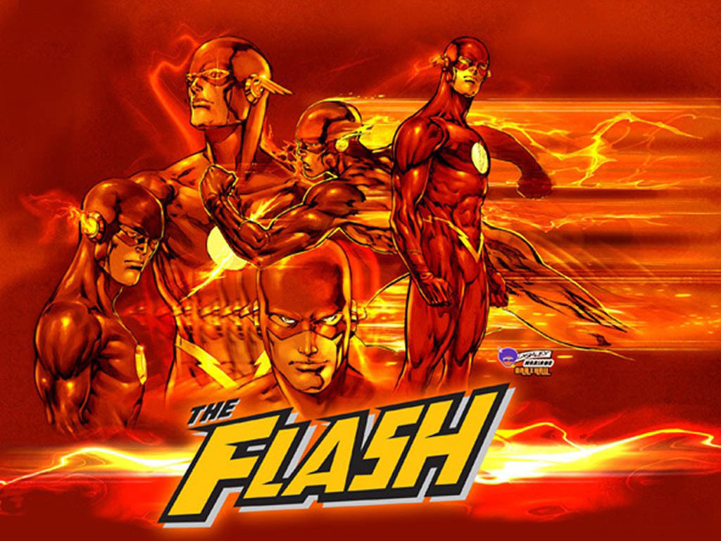 Personnage de Flash (CD)