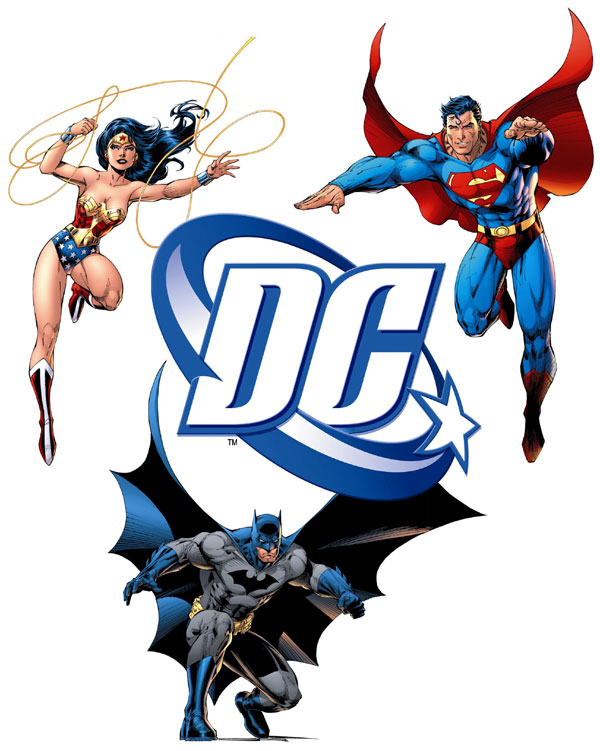 Logo de DC Comics