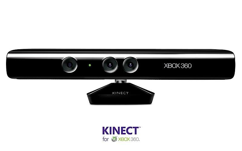 Photo de la Kinect