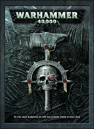 Mmo Warhammer 40 000 Engagez Vous Avec Video Couverture
