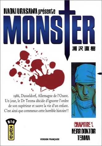Couverture de Monster T1