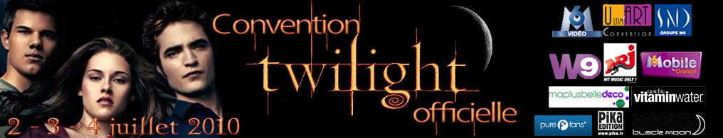 Bannière de la convetion Twilight