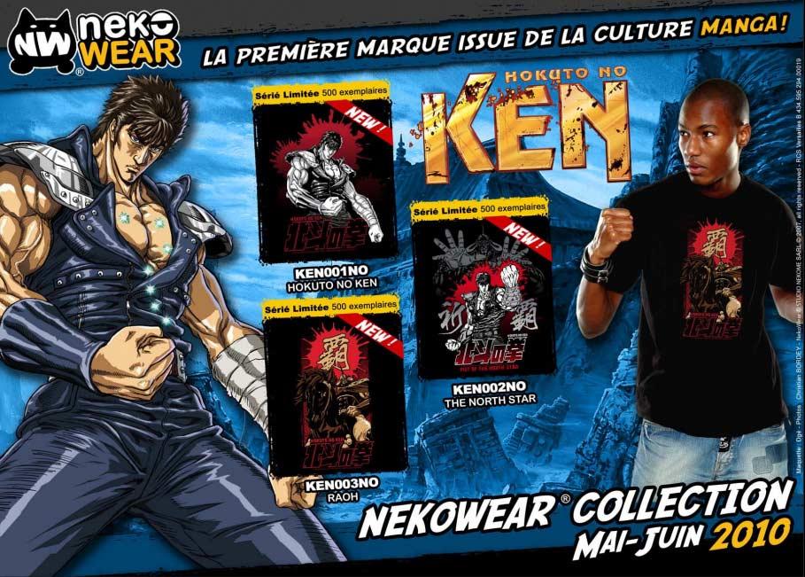 Collection Ken (NekoWear)