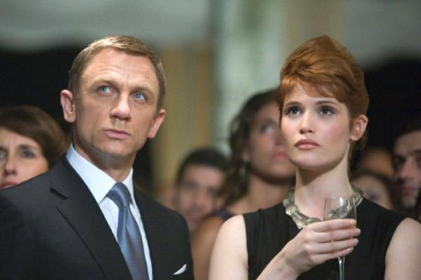 Photo d'un James Bond