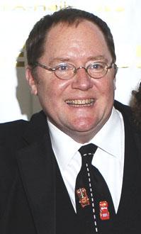 John Lasseter, le PDG de Pixar