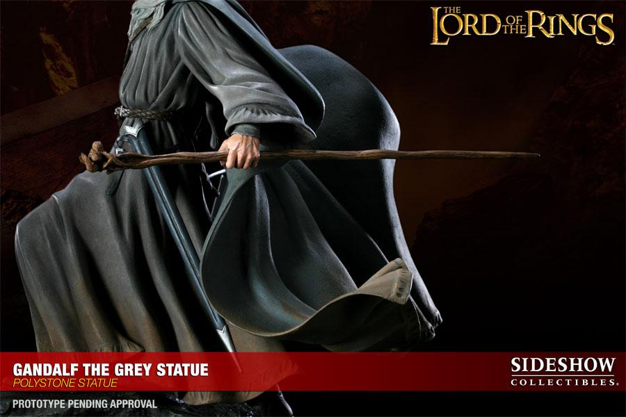 Figurine de Gandalf le Gris (Seigneur des anneaux)