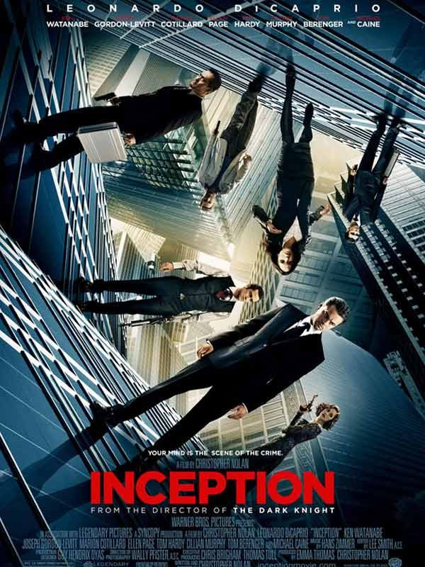 Affiche de Inception