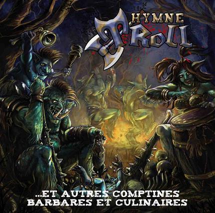 Couverture du CD Hymne Trop