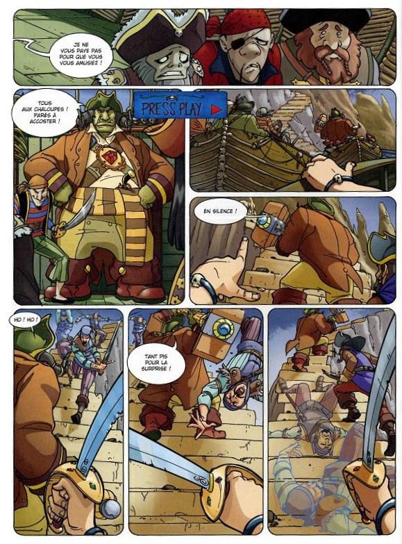 Page 2 du maître des ogres