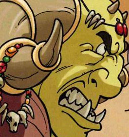 Karnos dans le maître des ogres