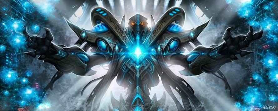 Tassadar dans Starcraft 2