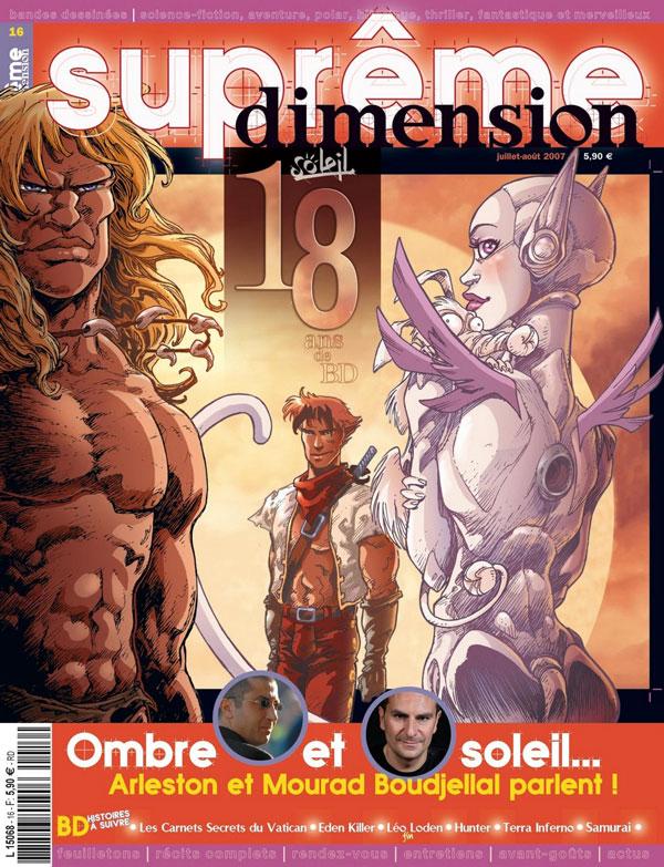 Suprême Dimension n°16