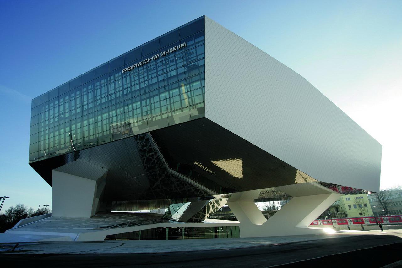 le musée Porsche ouvert en 2009