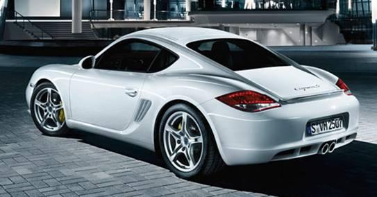 Porsche Cayman S 2e génération