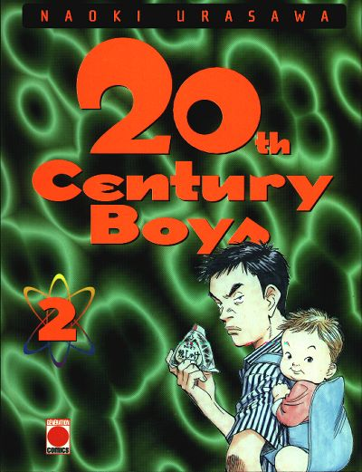 Couverture de 20th Century Boys