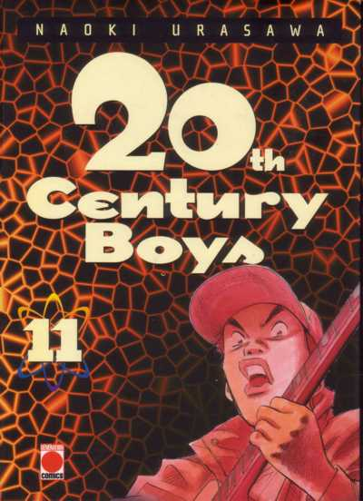 Couverture du tome 11 du manga 20th Century Boys