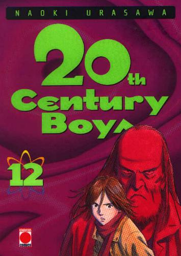 Couverture du tome 12 du manga 20th Century Boys