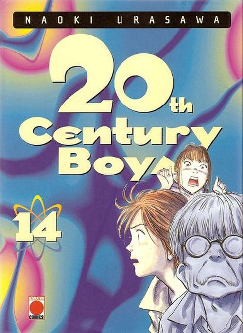 Couverture du tome 14 du manga 20th Century Boys