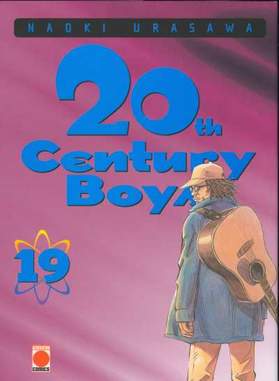Couverture du tome 19 du manga 20th Century Boys